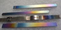 Titánium színezés minták